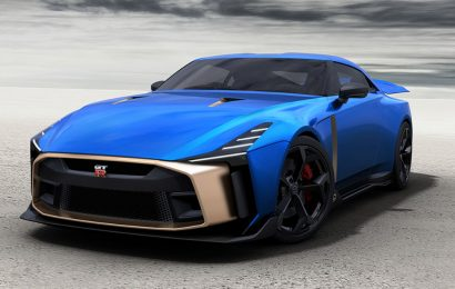 Nissan taking orders for $1.1 million GT-R supersport