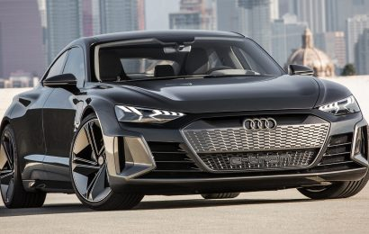 Audi E-Tron GT vs. Tesla Model S