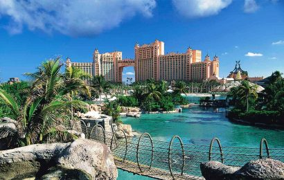Atlantis Paradise Island, Bahamy