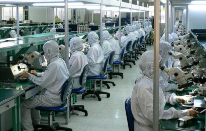 Foxconn Cuts 50,000 Jobs Due To iPhone Sales Slowdown