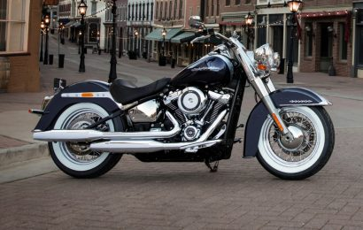 Společnosti Harley-Davidson klesly prodeje o 10%
