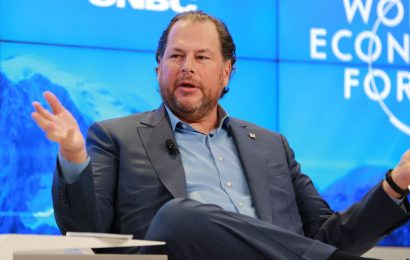 Salesforce CEO calls artificial intelligence a 'new human right'