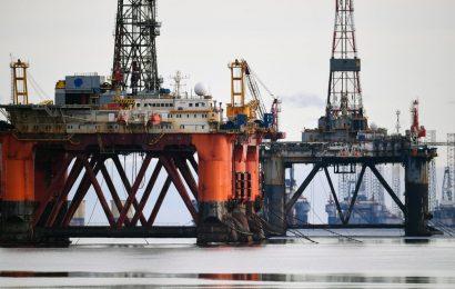 Odstranění ropných plošin v Severním moři může stát daňové poplatníky 24 miliard liber
