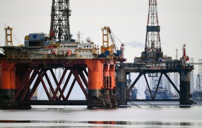 Removing defunct oil and gas rigs in the North Sea could cost UK taxpayers £24 Billion