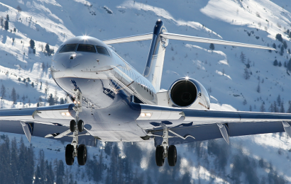 1,500 Private Jets To Descend On Davos This Week, Up 50% From Last Year