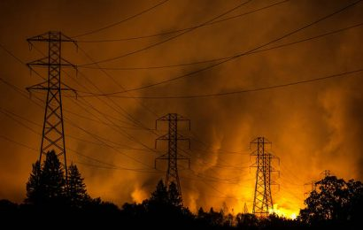 PG&E Sparked at Least 1,500 California Fires – Now the Utility Faces Collapse