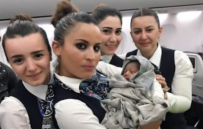 Baby born on JetBlue plane, coincidentally named, 'Born to Be Blue'