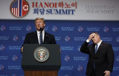 Trump – Kim summit in Hanoi collapses
