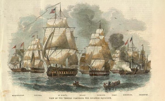 The Great Japanese Gold Trade Of 1859