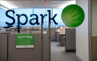 Spark Therapeutics +122% after the acquisition news by Roche