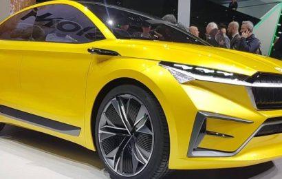 Škoda Vision iV a další novinky ze Ženevy