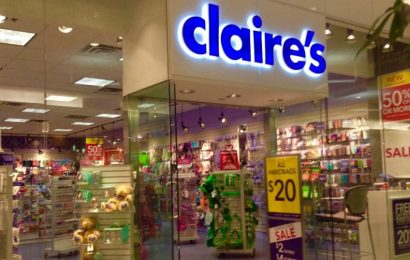 FDA finds asbestos in make-up at Claire's