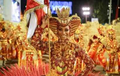 Karneval Rio de Janeiro: União da Ilha a Portela