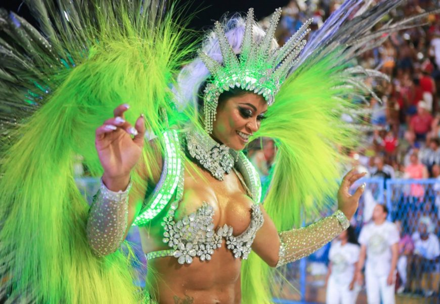 Carnaval no Rio de Janeiro: Imperatriz Leopoldinense