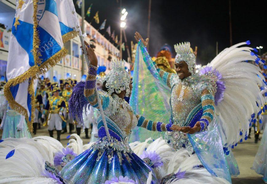 Carneval in Rio de Janeiro: Vila Isabel and São Clemente