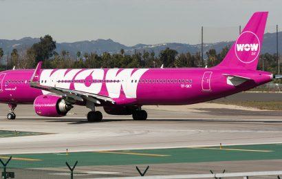 Kolaps aerolinií Wow Air, cestující ponecháni svému osudu