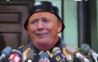 Bílý dům: Trump telefonoval polnímu maršálovi Haftarovi