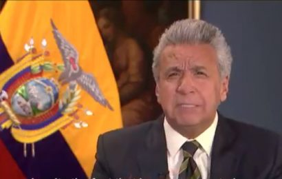 Lenin Moreno Ended Assange's Asylum, Assange Arrested Inside the Ecuadorian Embassy