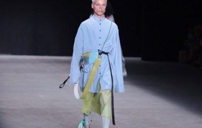 São Paulo Fashion Week 2019 a vražedně dlouhé tkaničky