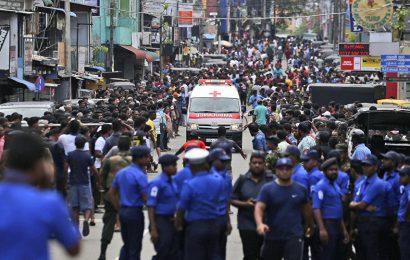 Teror proti buddhistické Šrí Lance a historie false flag psy ops