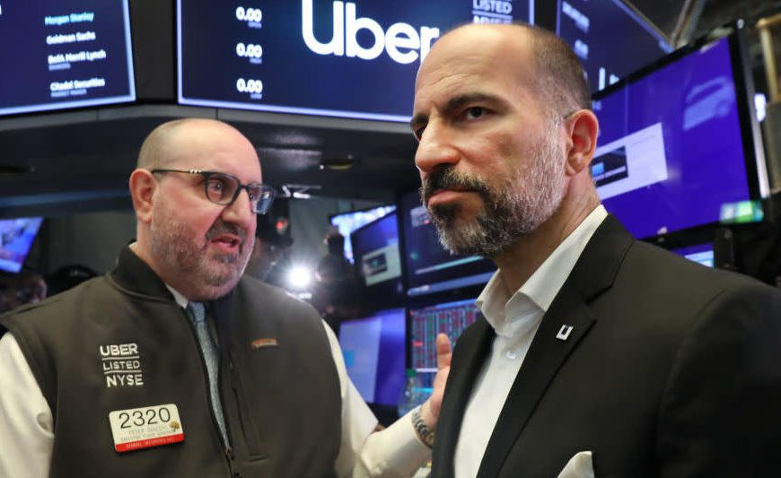 Uber, the Worst Performing IPO in U.S. Stock Market History