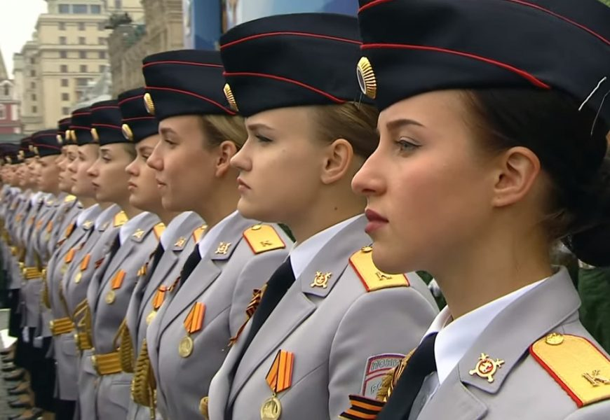 Red Square Victory Day Parade 2019