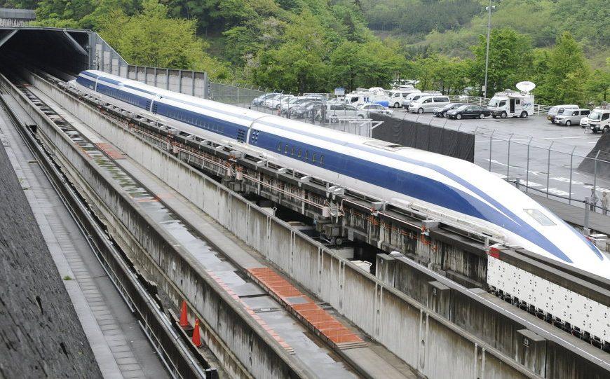 China Unveils 600 km/h Maglev Train