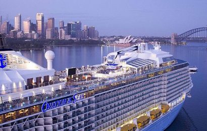 Royal Caribbean beats analysts estimates and improves outlook