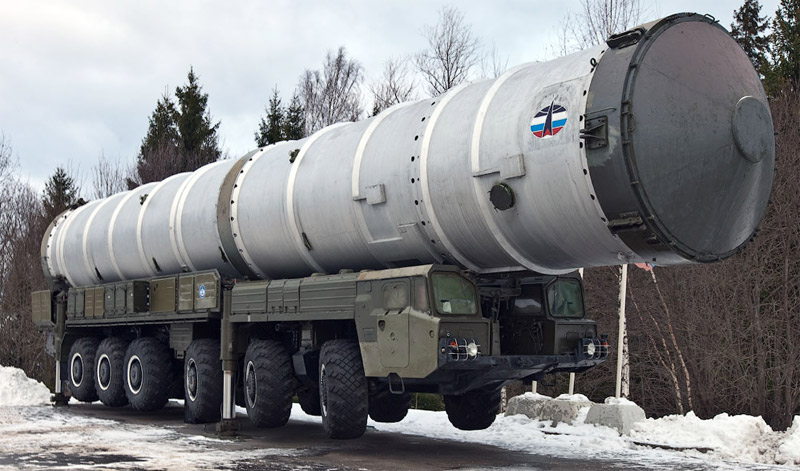 Russia Tested Modernised Missile of the Anti-Ballistic Missile System