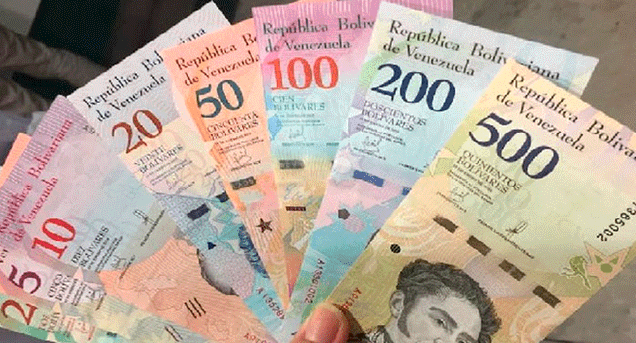Venezuela's Inflation Finally Drops Below 1 Million Percent