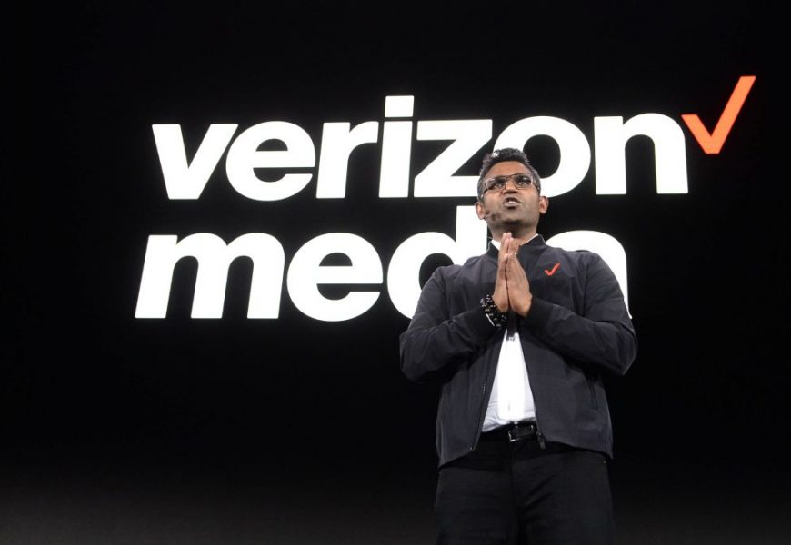 Verizon Media's new CEO about new strategy to turn things around