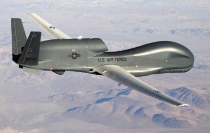 Íránská protivzdušná obrana sestřelila americký výzvědný dron