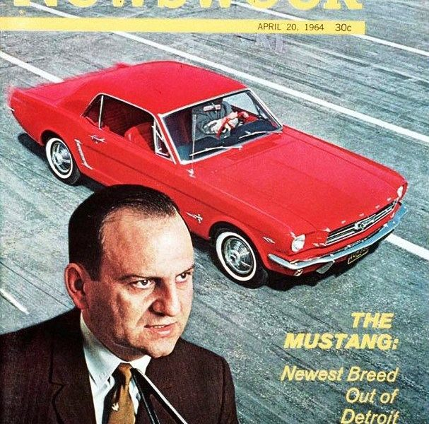 Lee Iacocca, 'father of Ford Mustang' & savior of Chrysler, dies aged 94