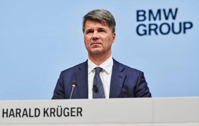 Generální ředitel BMW Harald Krüger rezignoval