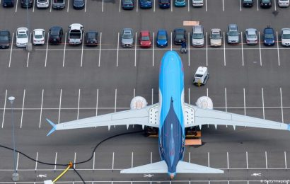 Boeing 737 Max Grounding Charges to Reach $8 Billion