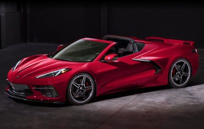 Chevrolet Corvette C8 Stingray – No Manual Transmission