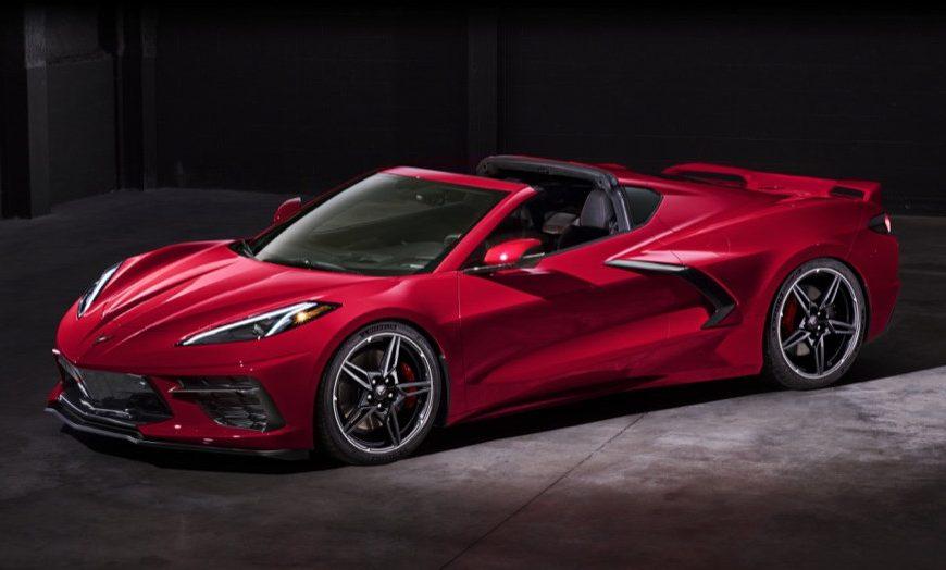 Chevrolet Corvette C8 Stingray – No Manual Transmission