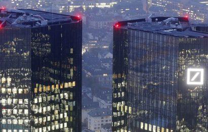 Deutsche Bank prodělala 3 miliardy eur