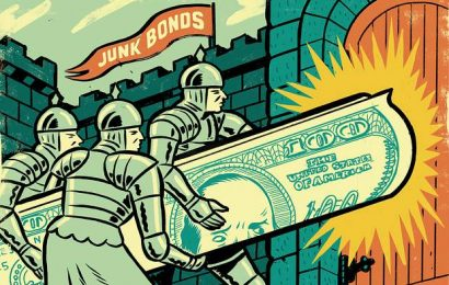 Now Even Junk Bonds Have Negative Yields