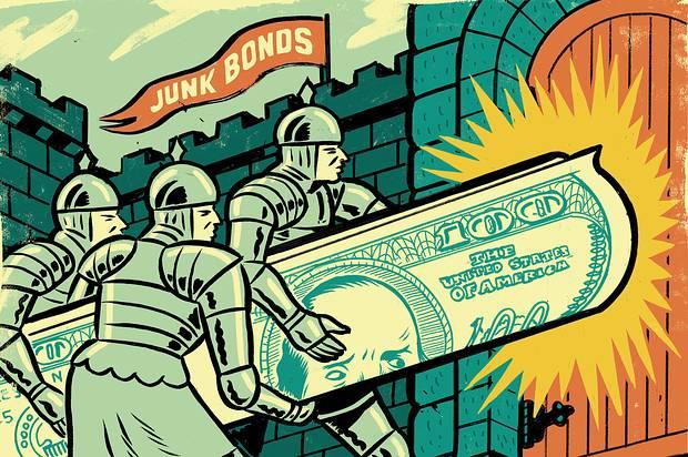 Now Even Junk Bonds Have Negative Yields