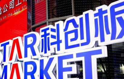 Čína spustila obdobu technologické burzy NASDAQ