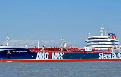 Írán zabavil britský tanker proplouvající Hormuzským průlivem