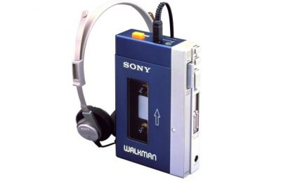Walkman Turns 40