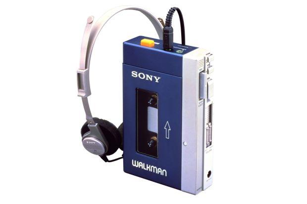 Walkman Turns 40