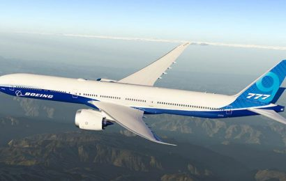Boeing Delays Ultra Long Range 777X