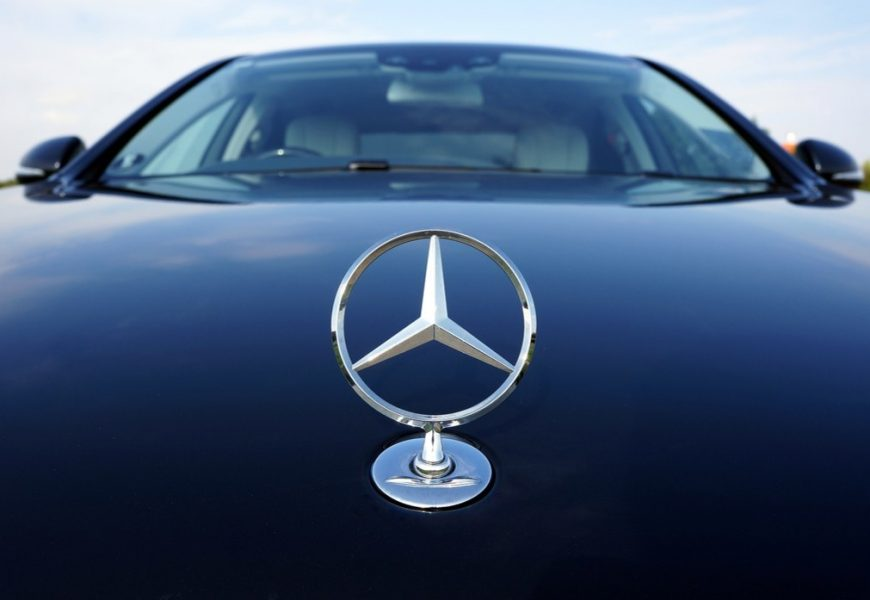 Mercedes caught spying on drivers with secret tracking devices