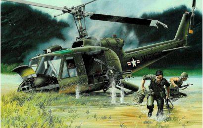 Česká armáda se připravuje na předminulou válku – kupuje 63 let starou vrtulníkovou platformu