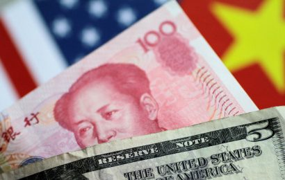 US Treasury declares China 'currency manipulator'