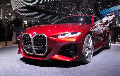 Frankfurt 2019: BMW Concept 4, Nissan parody in Francfort and Hyundai retro EV