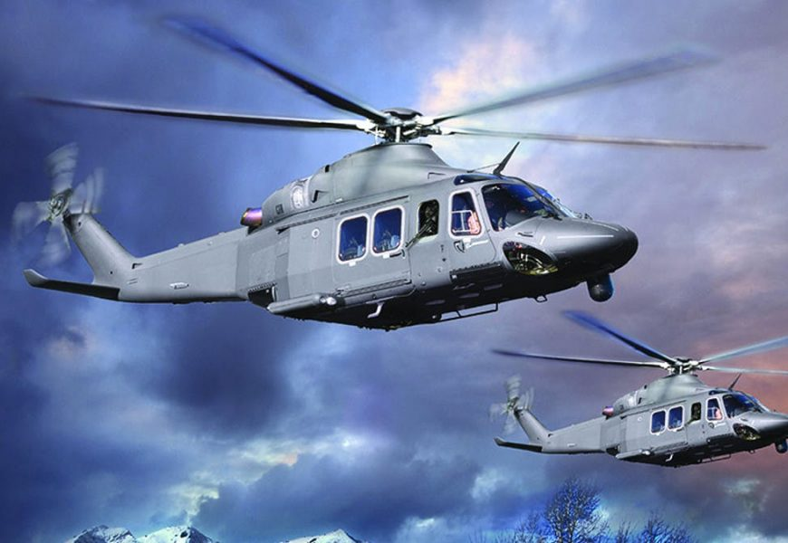 Obsolete UH-1 Replacement Boeing MH-139 Helo to Start Testing in December